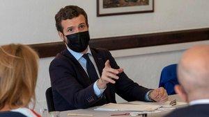 PP i Cs tanquen files a Madrid davant una moció de censura