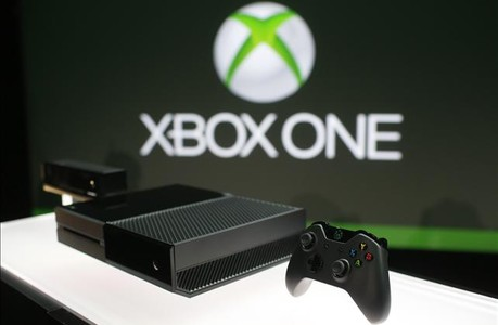 La nueva Xbox One de Microsoft.