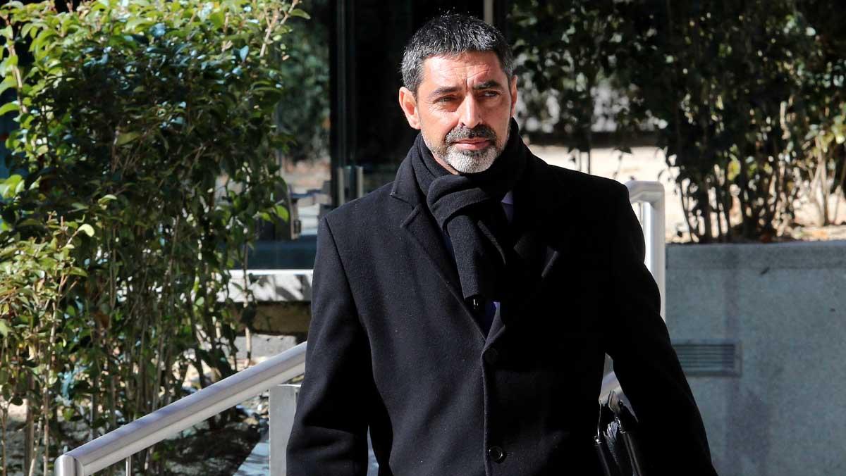 Lamela deixa lliure Trapero perquè sempre ha complert amb la justícia