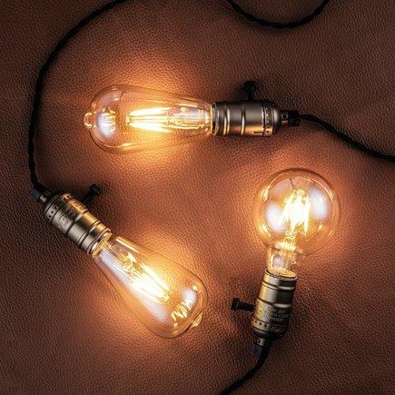Bombillas Vintage Edison