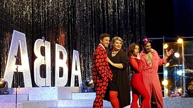 'ABBA live TV' , un tributo musical a la famosa banda sueca, llega al Coliseum