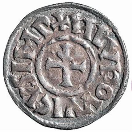 LA ADQUISICIÓN3 Barcinona, en la cara, y el nombre de Ludovico en la cruz, en un gran estado de conservación.