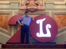 Albert Sust, jefe de Servicios de Informática de la Fundación del Gran Teatre Liceu.