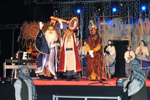 La alcaldesa de Esplugues, Pilar Díaz, cederá la llave mágica de la ciudad a los Reyes Magos para que puedan dejar regalos en todas las casas.