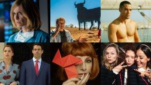 Algunos de las series españolas que llegarán o regresarán a las grandes cadenas en este 2019.