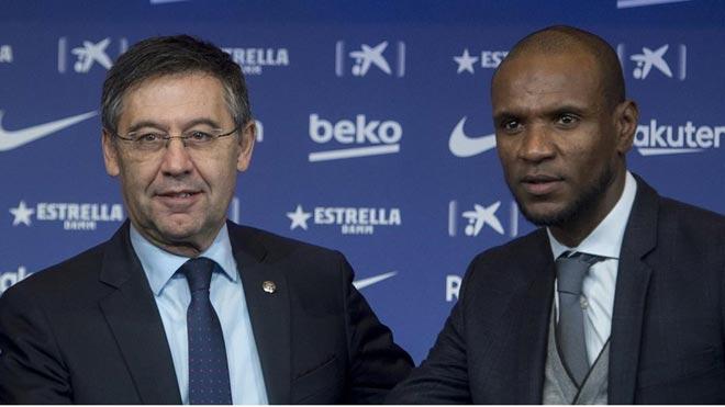Bartomeu calma Messi i manté Abidal, de moment