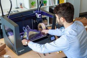 La 'start-up' d'impressores 3D BCN3D capta 2,7 milions d'euros