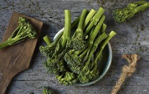 El bimi, una verdura que se ha puesto de moda en la alimentación