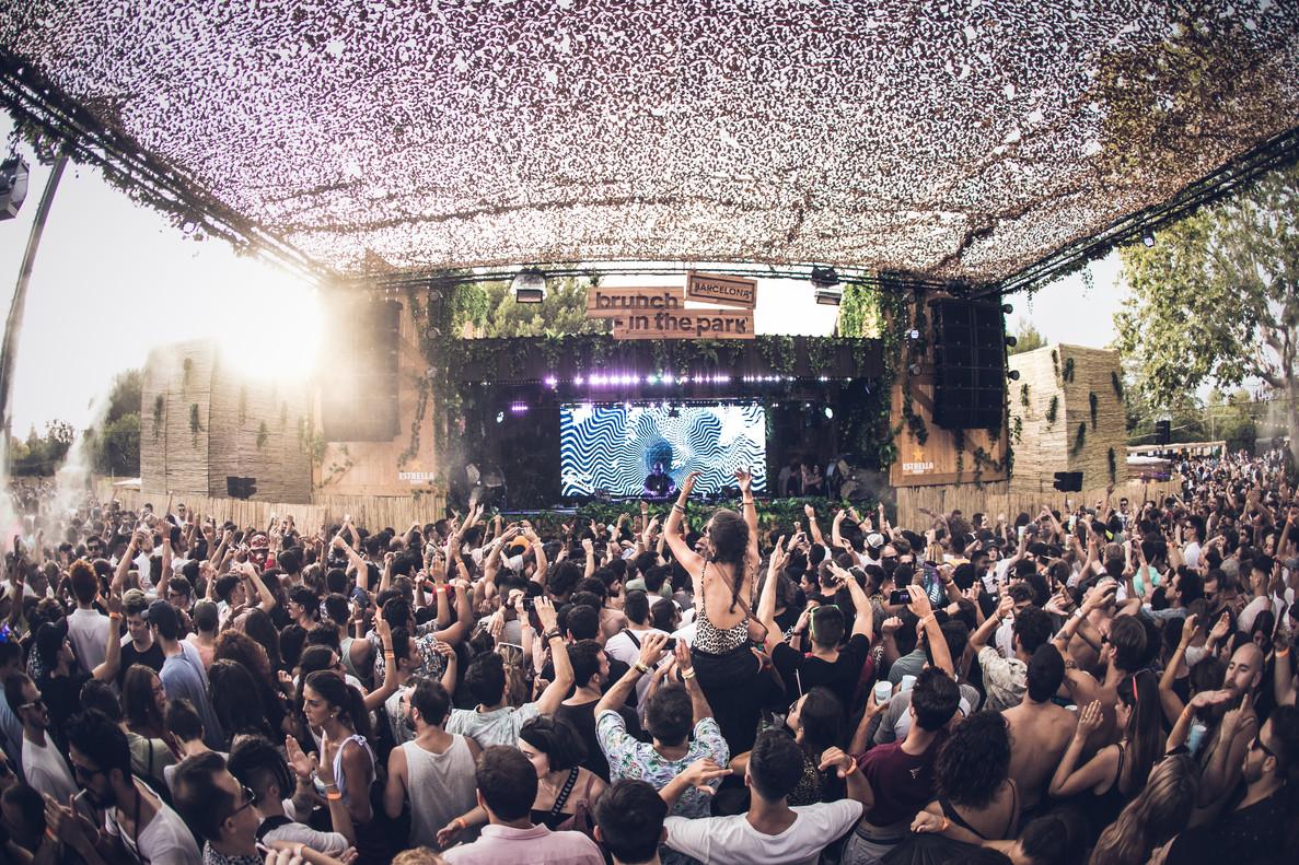 El escenario principal acogerá a grandes nombres de la música electrónica.