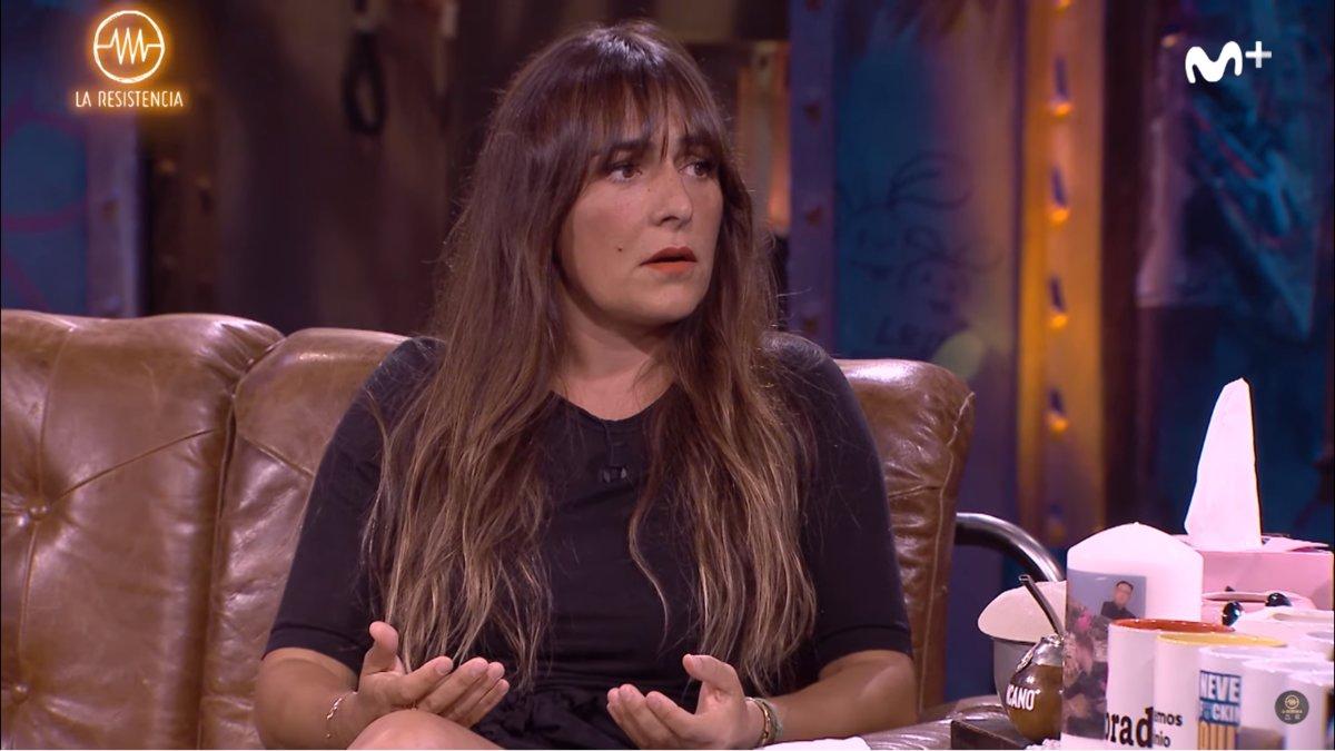 """Candela Peña lanza un dardo a Pablo Motos tras visitar 'El hormiguero': """"Fue un brasas"""""""