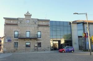 Casa consistorial de Collado Villalba.