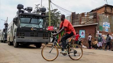 La costa o las chabolas de Nairobi, posibles zonas violentas