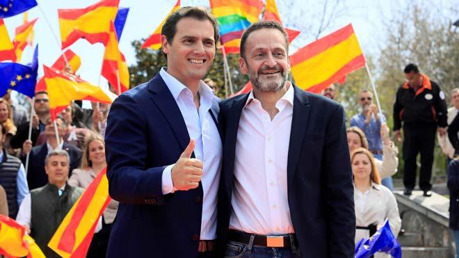 Ciudadanos ficha a Edmundo Val, el abogado del Estado cesado por el Gobierno de Sánchez por el 1-O.