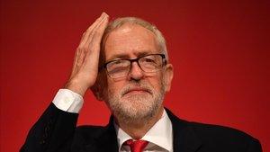 El líder del Partido Laborista británico, Jeremy Corbyn.