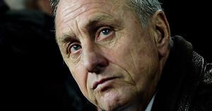 Johan Cruyff, protagonista del documental del canal #0 Ellegado de un genio