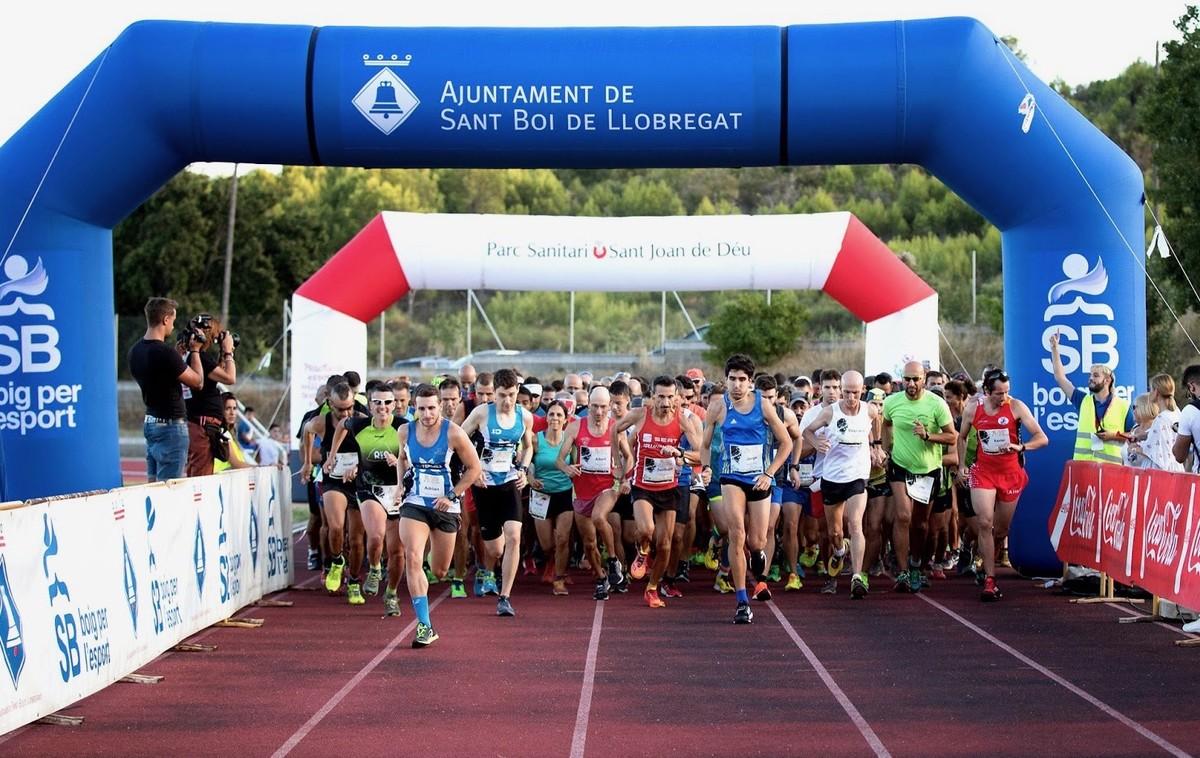 La Cursa a Sant Ramon de Sant Boi celebra este año su 40a edición
