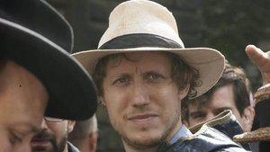 El director húngaro László Nemes