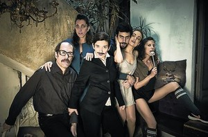 El reparto de 'Broken Heart Story' hasta el 1 de mayo en la Villarroel.