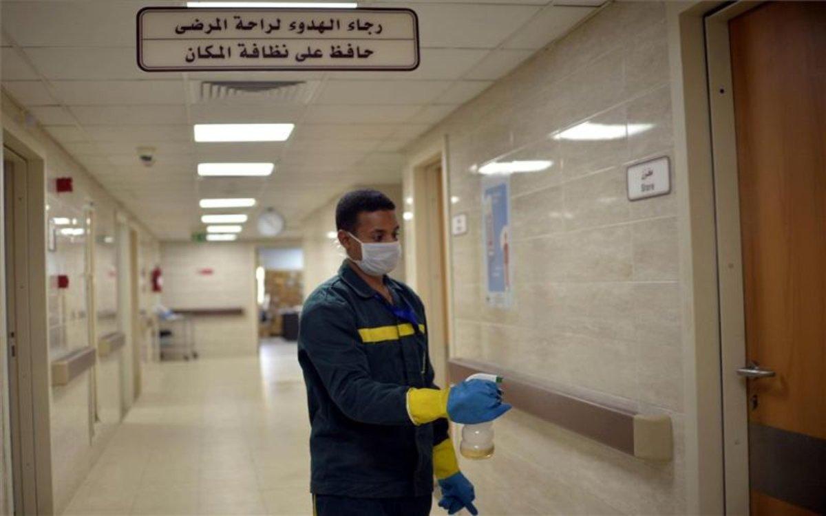Aumentan los casos de coronavirus en Egipto.