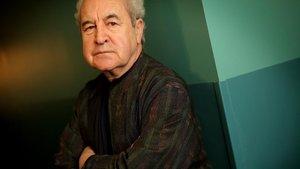 El escritor irlandés John Banville, que firma sus novelas de género bajo el seudónimo de Benjamin Black.