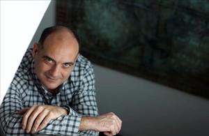 El escritor Xavier Bosch.