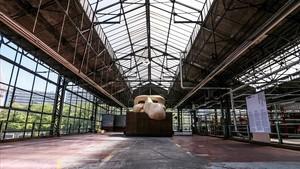 La nova fàbrica de la cultura de Brussel·les es diu Kanal