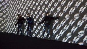 Surround sounds, instalación de Christian Marclay.