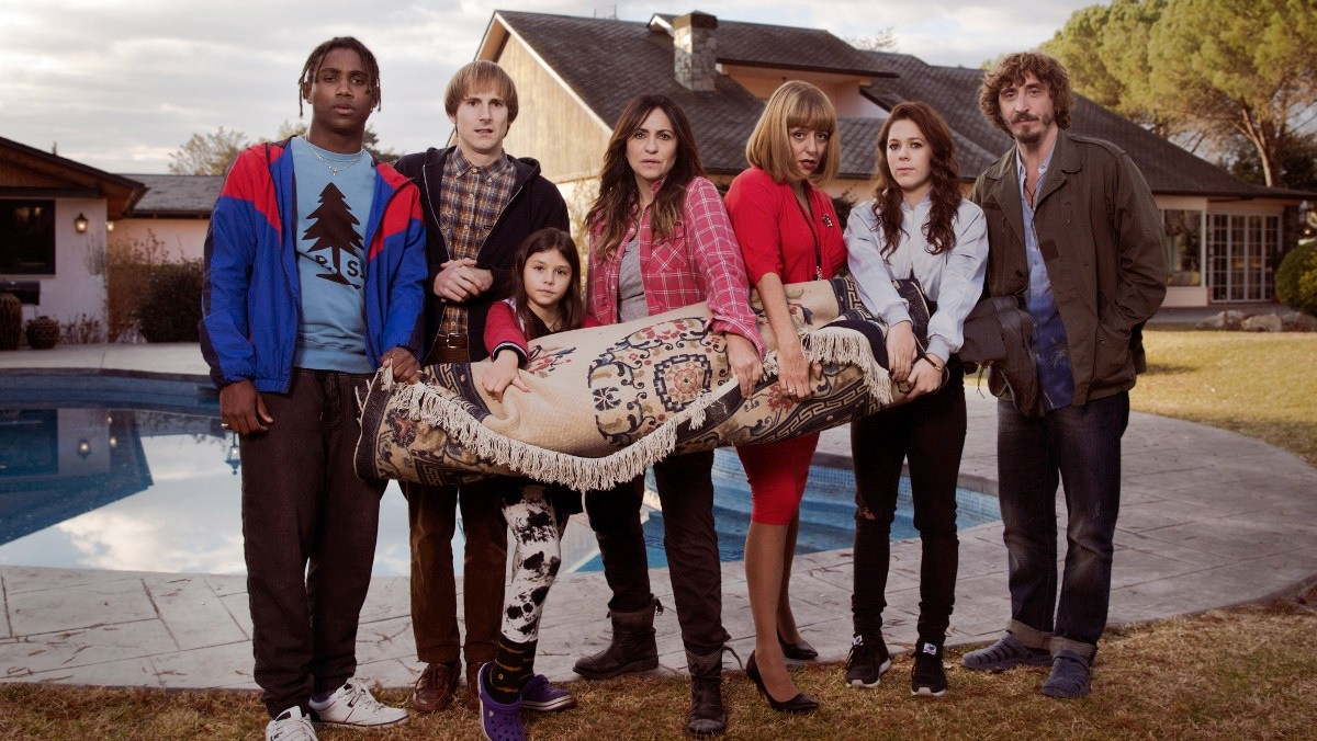 La ficción de TV3 Benvinguts a la família