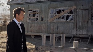 Fotograma de la película A father's will.