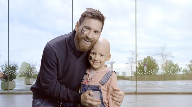 El Barça y la Fundación Messi impulsan un hospital puntero contra el cáncer infantil en Barcelona que se financiarámediante donaciones.