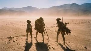 Fotograma de una serie televisiva sobre los primeros tiempos del 'Homo sapiens'.