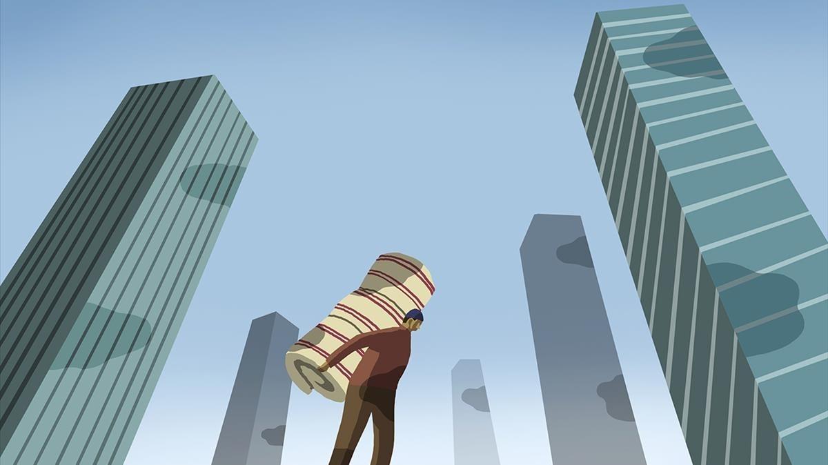Rascacielos sociales