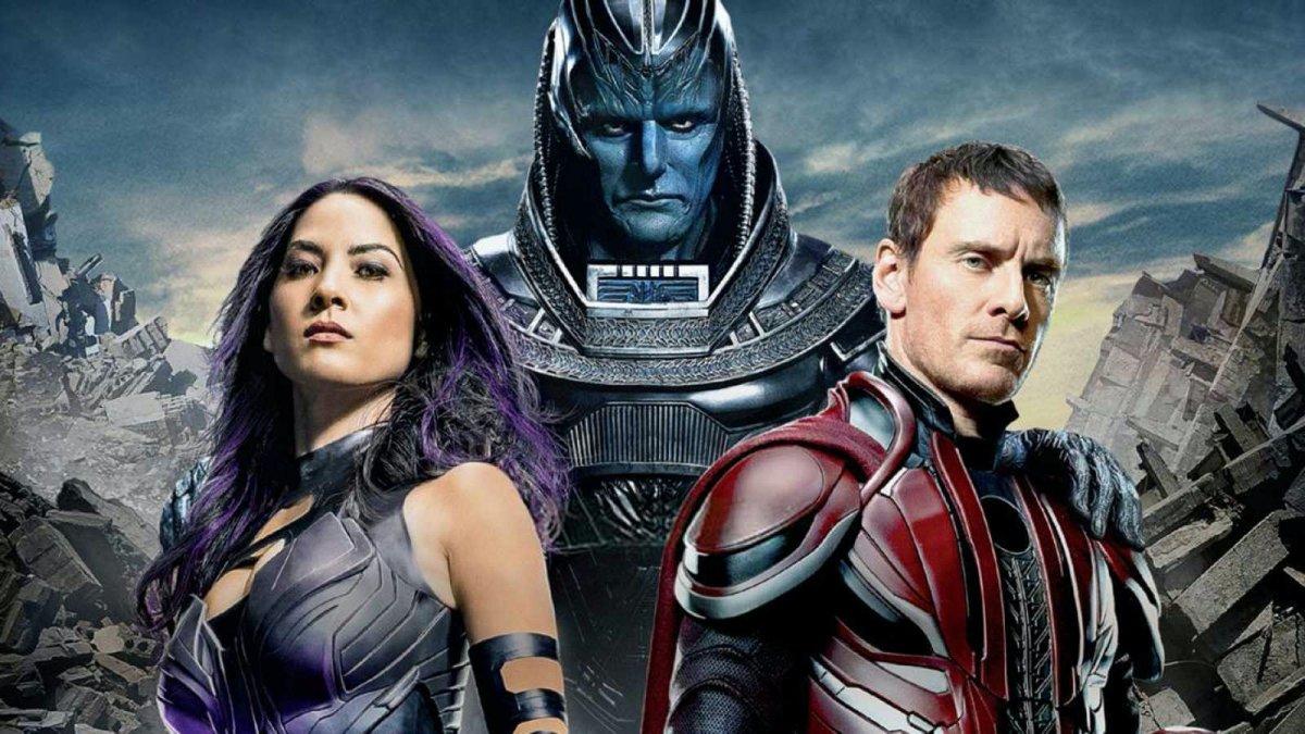 Imagen promocional de 'X-Men: Apocalipsis'.