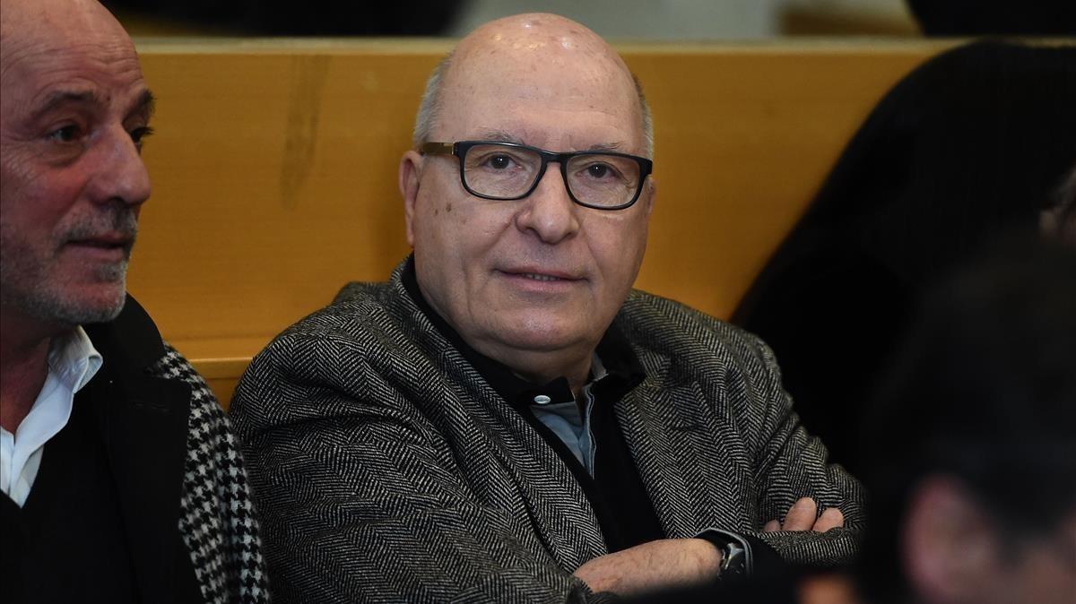 Jacques Cassandri creía que el delito había prescrito y contó sus detalles en un libro.