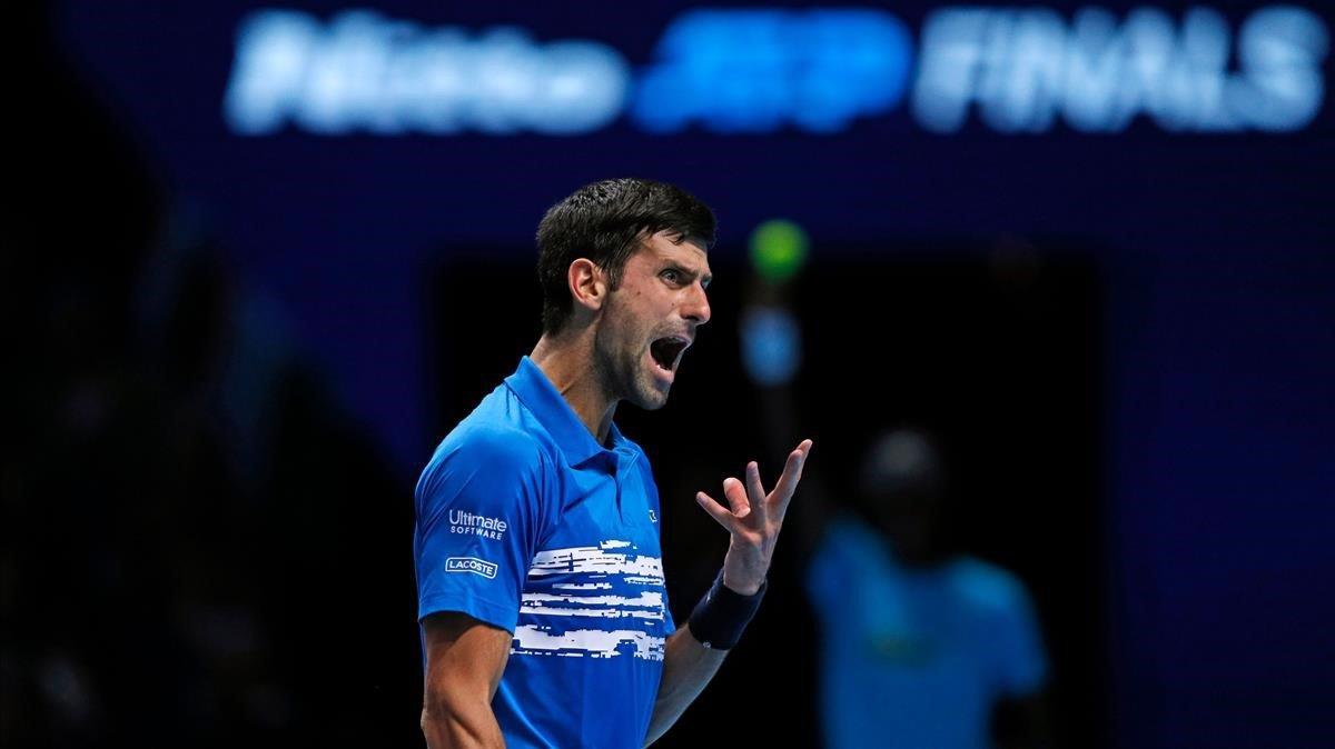 Djokovic inicia amb força la batalla amb Nadal pel número 1