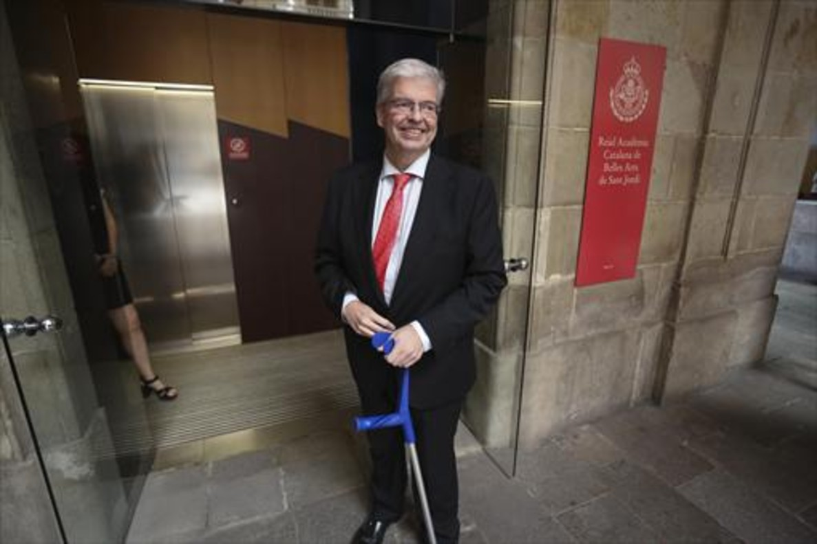 Jordi Cornet, delegado del Estado en el Consorcio de la Zona Franca.