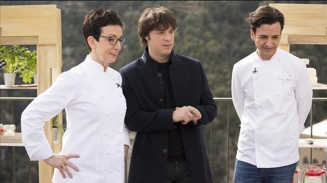 'Masterchef' cocina en Montserrat
