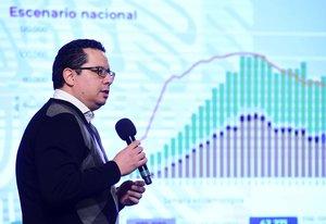 José Luis Alomía, director general de Epidemiología de la Secretaría de Salud de México.