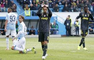 La Juventus está a una victoria de obtener un título más en Italia