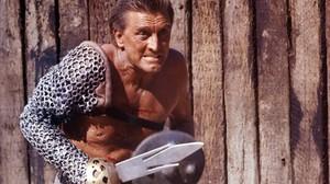 Kirk Douglas, en Espartaco.