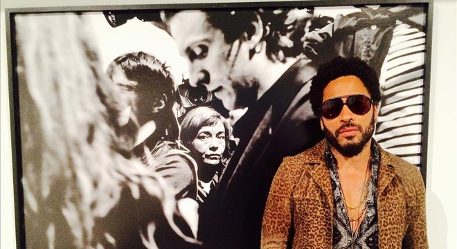 Lenny Kravitz pone en el objetivo a los paparazis