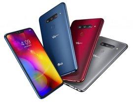 LG porta al nostre mercat un 'smartphone' amb cinc càmeres