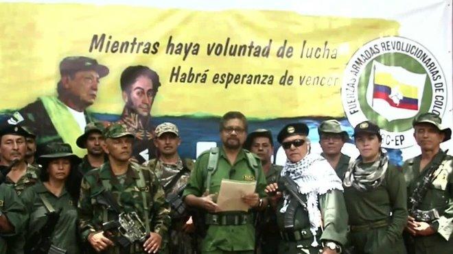 El que fuera número dos de la guerrilla colombiana de las FARC, el disidente Iván Márquez,anuncia una nueva etapa de lucha armada.