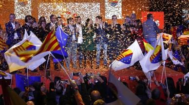 """Ciutadans apela al """"hambre de cambio y de acabar con el 'procés'"""""""
