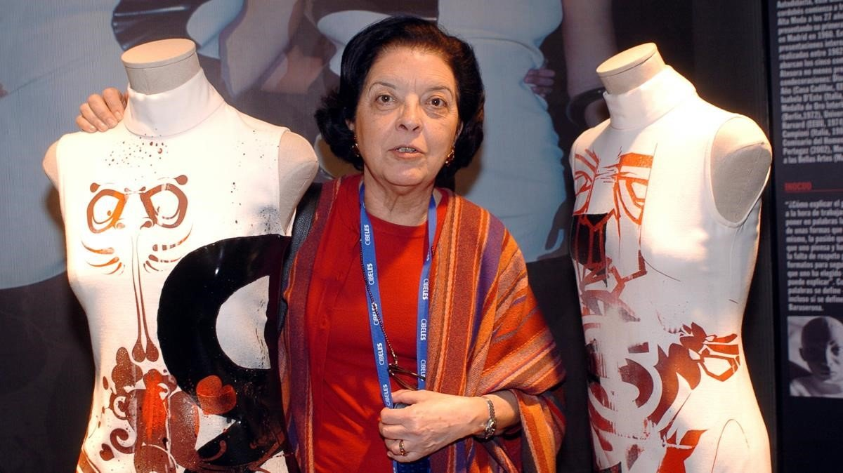 Cuca Solana, en una imagen del 2005.
