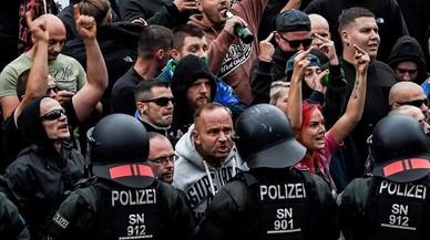 La violencia xenófoba dispara la tensión en Alemania