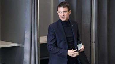 Hablan los vecinos de Évry: ¡Buena suerte, 'monsieur' Valls!