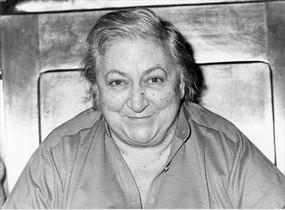 Maria Aurèlia Capmany, en una imagen de 1987.