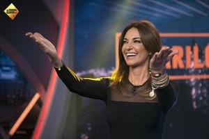 Mariló Montero, en El hormiguero (Antena 3)..