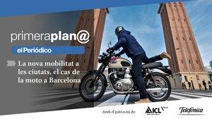 Foro debate Primera Plan@ sobre la moto y la nueva movilidad.